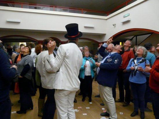 Magicien Vendée 85 spectacle AG Crédit Agricole