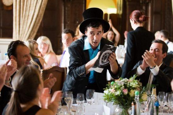 close up repas de mariage pays de loire