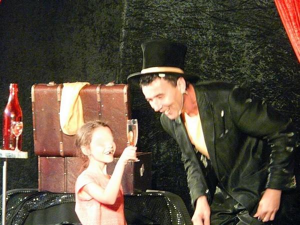 magicien 44 spectacle en famille 85 pays de loire 49