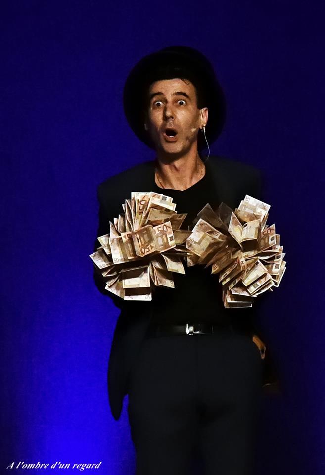 numéro magie billets de banque