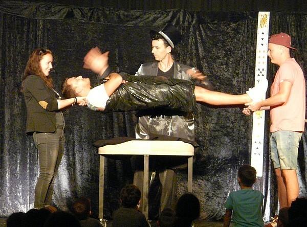magie levitation 85
