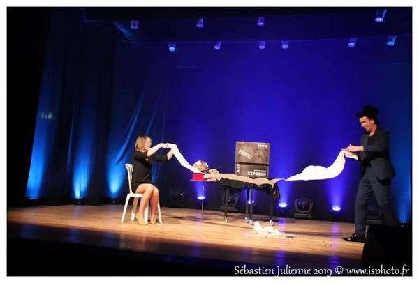 Show 44 de Magistick