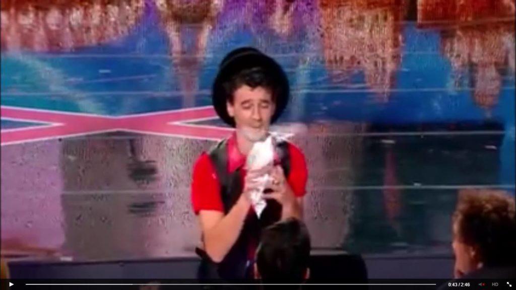 magicien close-up Pays de Loire Incroyable Talent