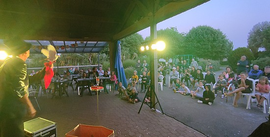 pour la deuxième année dans ce camping de Loire Atlantique